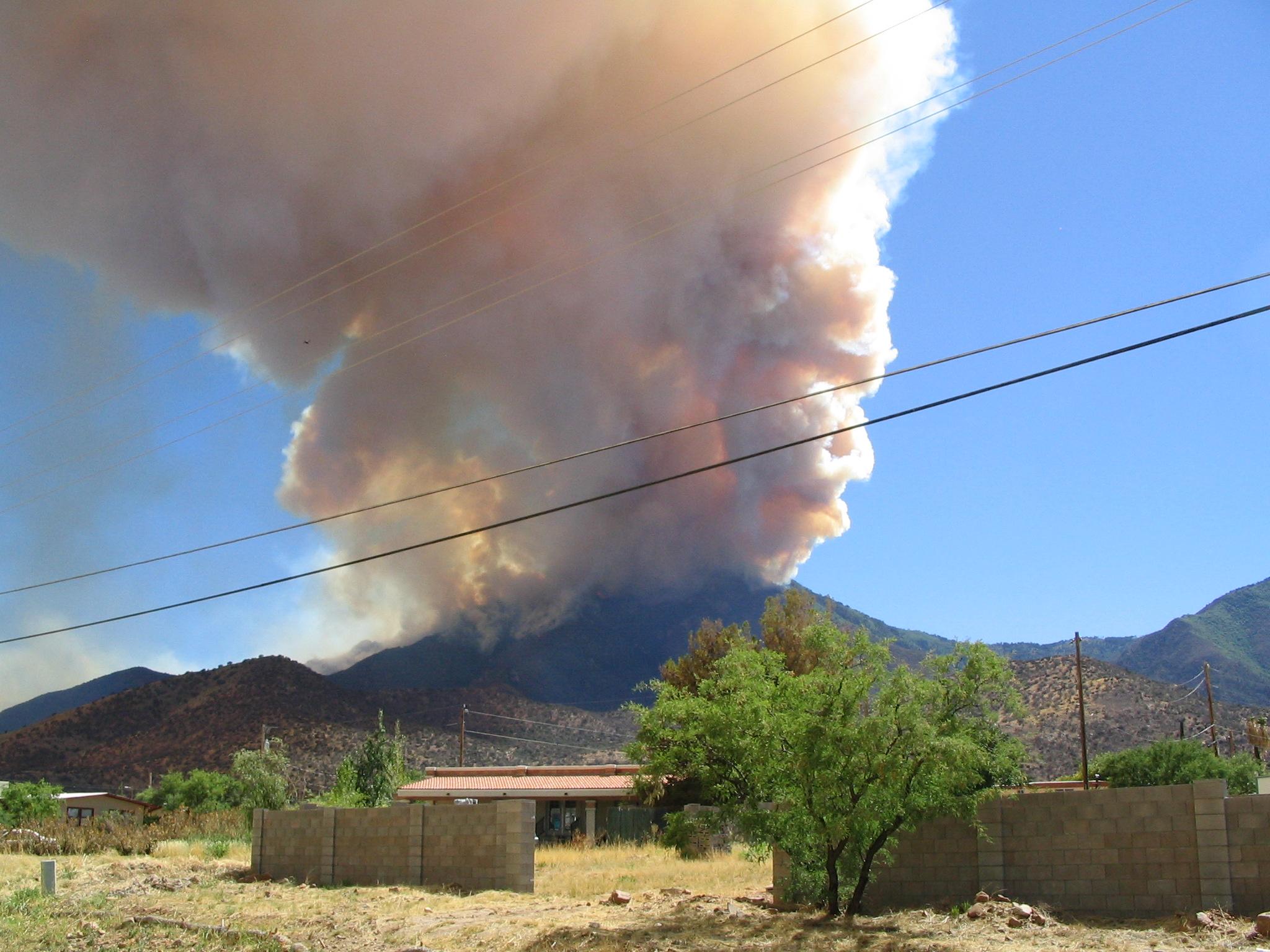 Coronado Fire