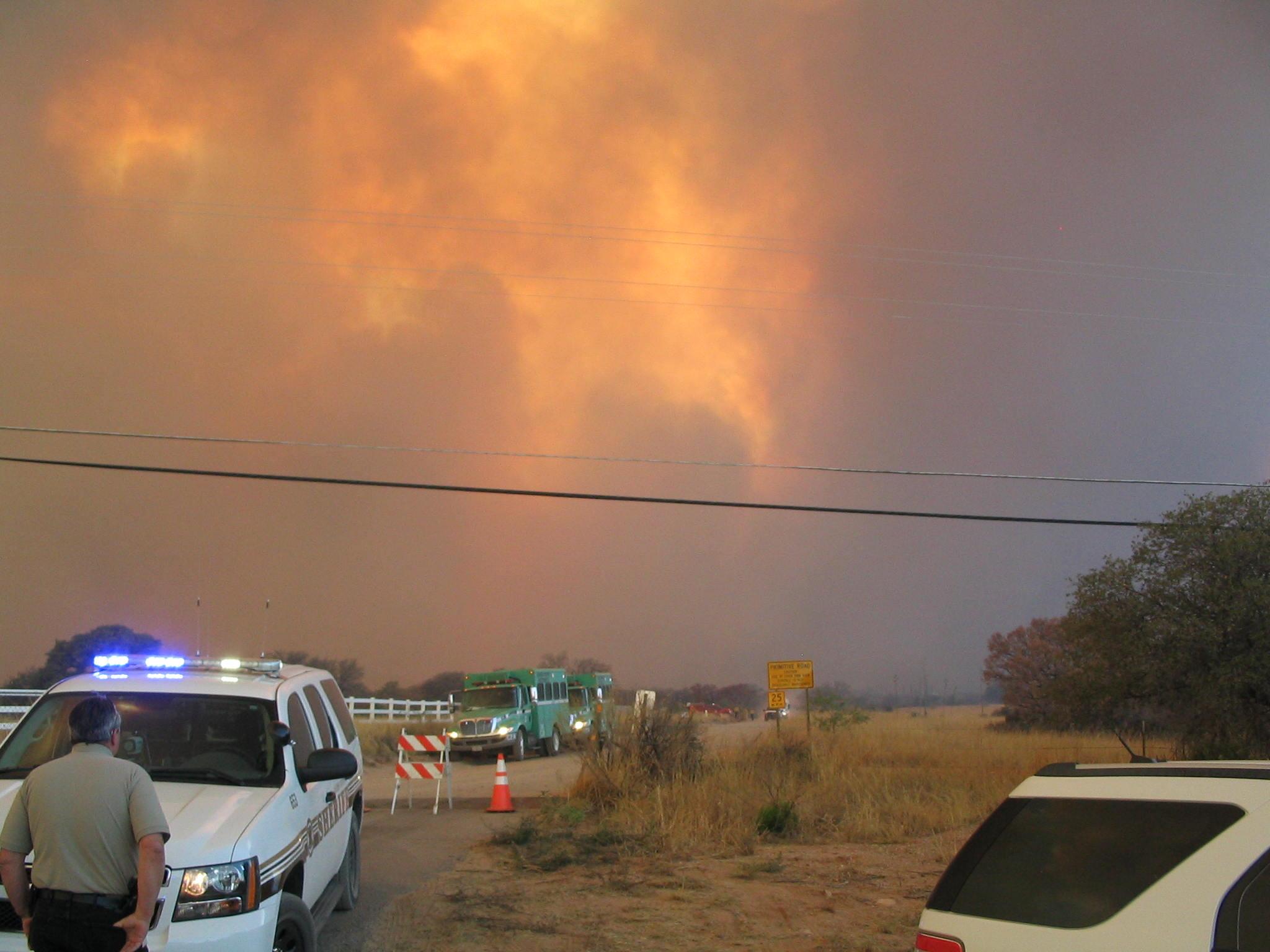 Coronado Fire June 14
