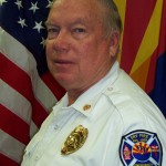 Fire Chief Hubert Jackson