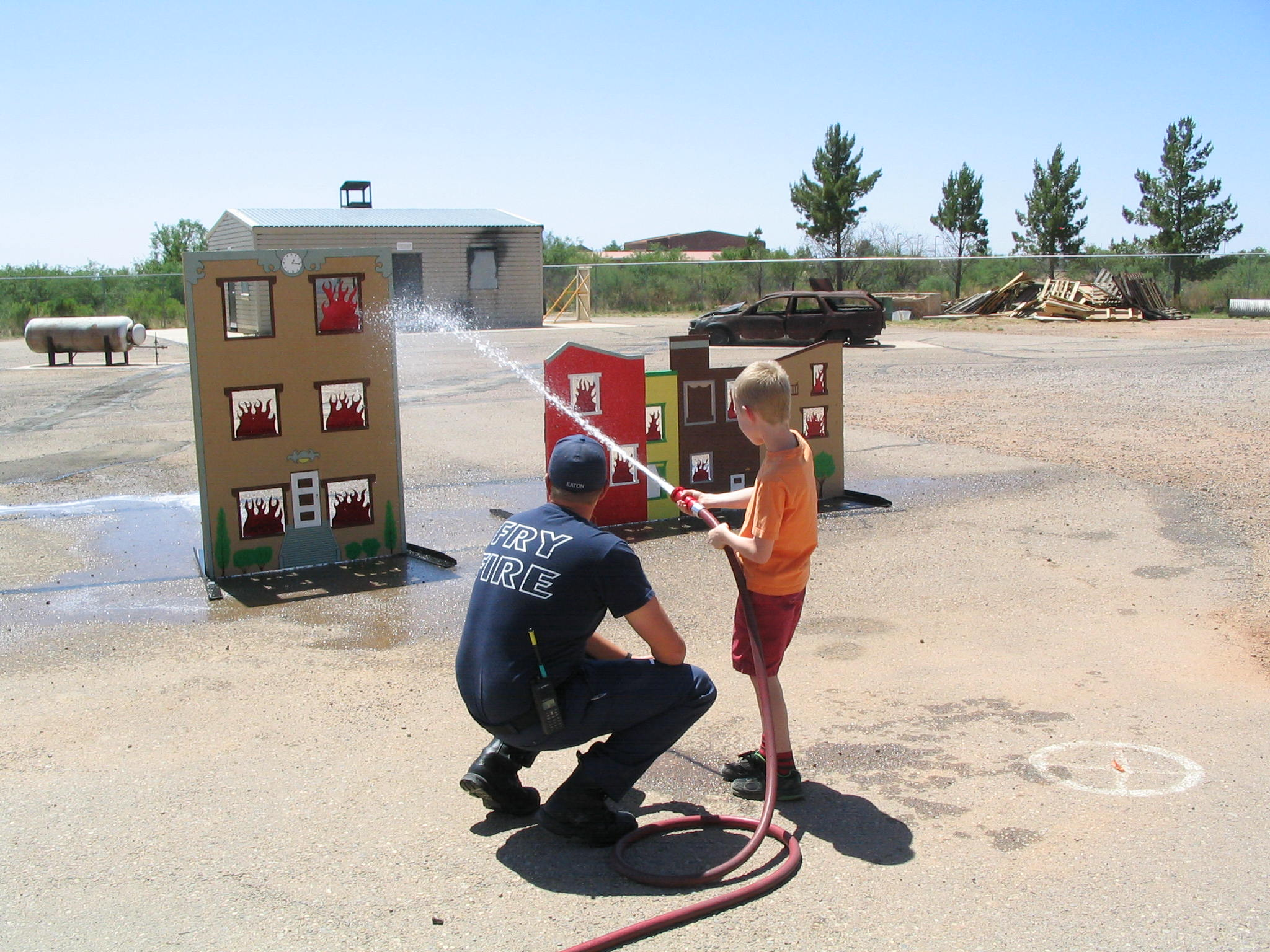 Youth Fire Setter Program